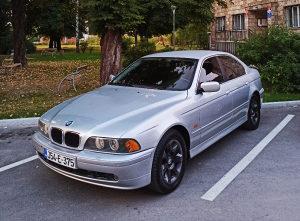 BMW E39 525d 163ks FACELIFT TEK REGISTROVAN...DETALJNO