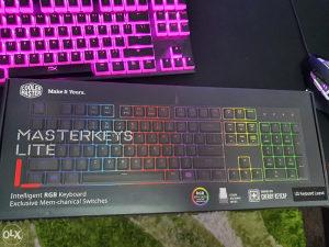 Cooler Master MasterKeys Lite L Mem-chanical Keyboard
