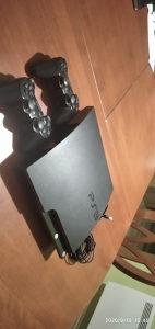 Playstation 3,cipovan, 21 igrica, 2 joysticka