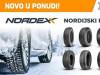 Gume Nordex 195 65 R15  205 55 R16