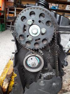 MOTOR GOLF 4 1.9 TDI 74 KW AXR GARANCIJA