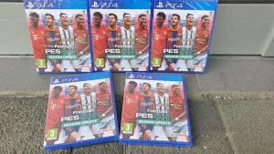 PES 2021 PS4 PRO EVOLUTION SOCCER GAME