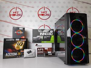 Računar Gaming PC Ryzen 5 2600X // 8GB // GTX 1650 4GB