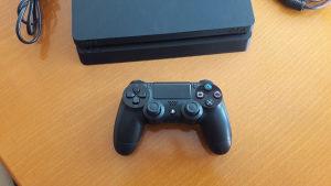 PS4 slim čipovan GTA5 PES20 FIFA20 RE 2 tel:061/667-466
