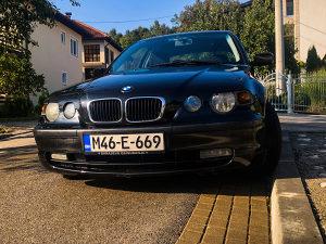 BMW E46 316ti compact