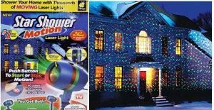 Super STAR SHOWER 12 u 1 laser