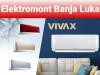 AKCIJA !!! Vivax klima sa ugradnjom 065 566 141 Elektro