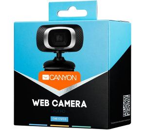 CANYON web camera C3/HD/USB 2.0 connector/(CNE-CWC3N)