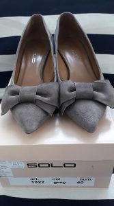 SOLO cipele zenske,vel 40