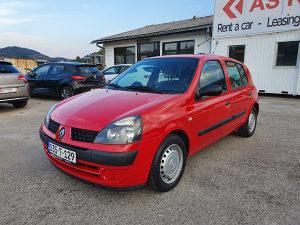 Renault Clio 1.2 Benzin 140 000 kilometara 230 KM RATA