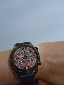 Huawei gt2 46mm crni