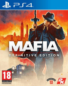 MAFIA DEFINITIVE EDITION (PS4 - PlayStation 4)