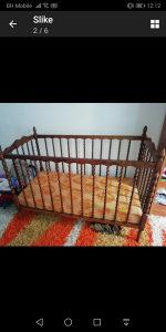 Krevetić za bebu