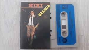 Audio kaseta MIKI