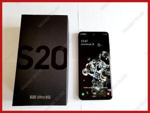 "Galaxy S20 Ultra   Octa Core - NOVO - 6,9"""