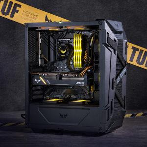 ASUS TUF GAMING PC 10600K
