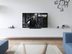 """Panasonic 55"""" 4K UHD Smart LED TV 55HX580E"""