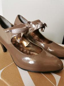 Ženske cipele lak
