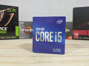 INTEL Core i5-10600 3.30GHz BOX
