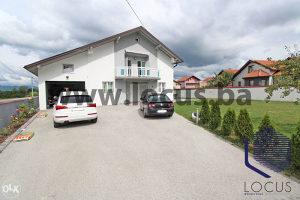 LOCUS: Kvalitetno građena kuća i dvorišt, Osjek, Ilidža