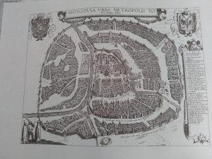 Stari planovi Evropskih gradova 1650-1750