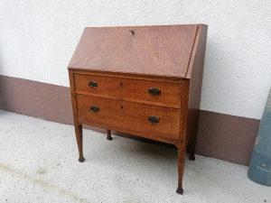 Sekretar/radni stol 1900te Arts&Craft Švedska