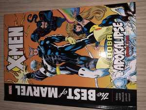 BEST OF MARVEL 27 / X-MEN / DOBA APOKALIPSE 2