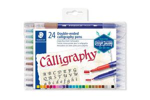 Flomaster obostrani za kaligrafiju 24/1 STAEDTLER