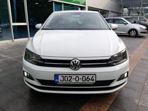 VW POLO 1.0 MPI 2019 Comfortline