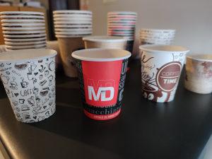 Papirne čaše za vending automate i Coffee2Go