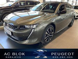 PEUGEOT 508 SW GT 2,0 BlueHDI 180 KS EAT8