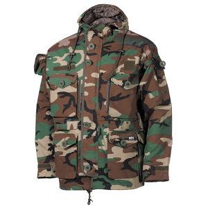 """Vojna jakna """"Smock"""" woodland"""