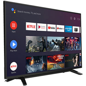 "Toshiba 4K 58"" ANDROID UltraHD TV 58UA2063DG Smart"