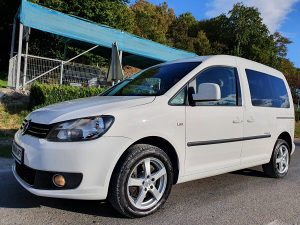 VW CADDY 2.0TDI 103KW CR*2011 god.*TEK UVEZEN*