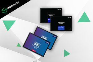 SSD DISK 512 GB GOOD RAM - AKCIJA