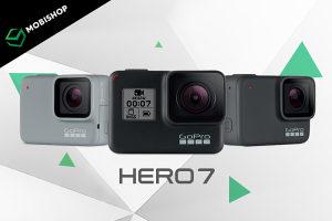 GoPro Hero 7 CHDHC-601-RW Silver