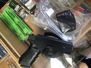 Futrola za pistolj glock glok