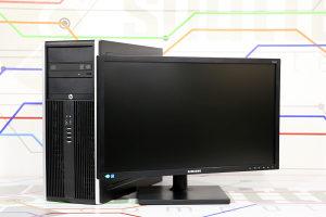 "KOMPLET - HP 8300 i3 3Gen - 24"" LED FULL HD MONITOR"