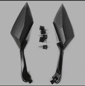 Retrovizori motor skuter carbon tuning