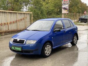 Škoda Fabia Benzin 1.4 44 kw 2002