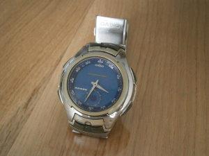 Vintidž sat CASIO AQ-160, u dijelovima, ispravan