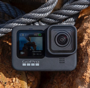 GoPro kamera HERO9 Black
