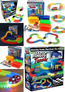 Igracke magicna staza za autice auta auto vozna igracka