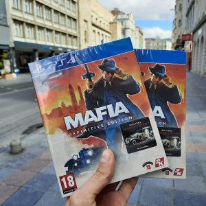 Mafia Definitive Edition 1 BLACK FRIDAY Playstation 4