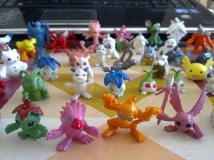 Digimon figurice