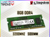 Kingston 8GB DDR4 3200MHz sodimm za laptop