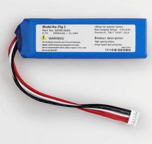 Baterija za zvucnik JBL flip 3