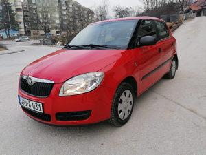 Škoda Fabia 1.2 Benzin-Plin 44kw
