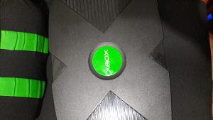Xbox konzola (pokvaren laser)