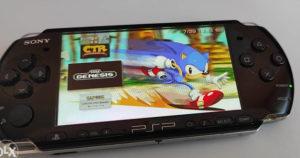 PSP 3000 hakovan
